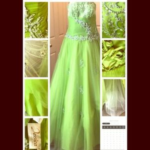 Jessica Designs International_Ball Gown